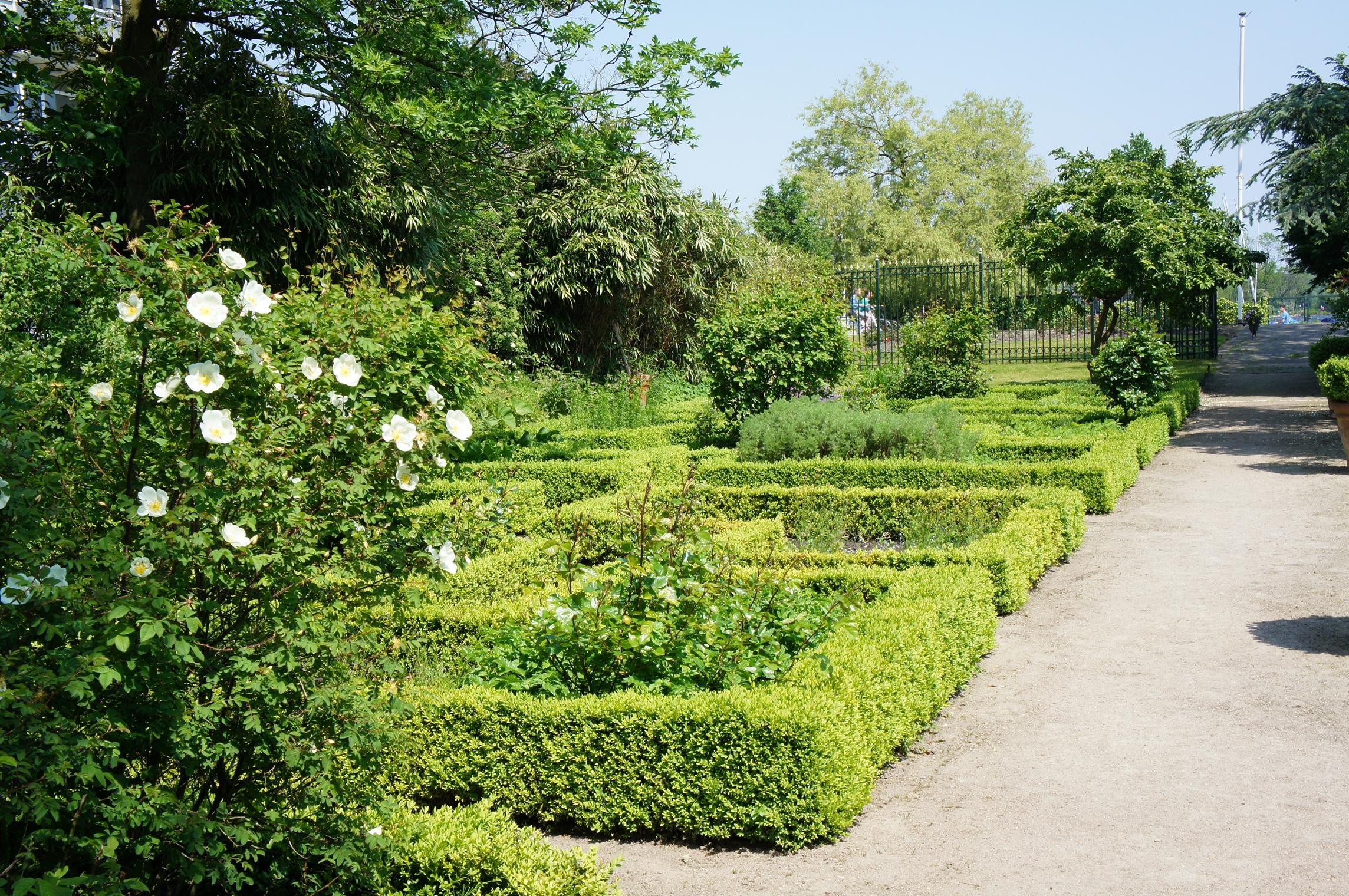 Verborgen tuinen for De tuin kralingen